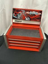 Snap On Tools Limited Edition Orange County Choppers Tool Box/Jewelry Box