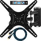 Articulating Tilt Swivel LED LCD Plasma TV Wall Mount 32 37 39 42 46 47 48 50 55