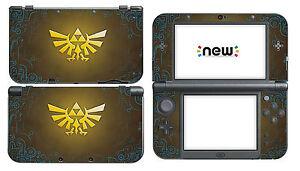 Zelda 255 Vinyl Decal Skin Sticker Game for Nintendo New 3DS XL 2015