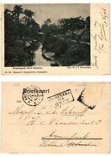 CPA PC Suriname Kwakoegrond - Boven Saramacca (a2474)