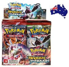 Pokemon TCG XY BREAKthrough Booster Box New Sealed 36 Booster packs