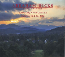 Abraham-Hicks Esther 6 CD Asheville, NC October 15 & 16, 2016 - NEW
