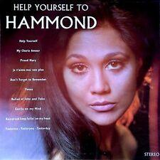 HELP YOURSELF TO HAMMOND - DEACON LABEL - 1970. LP - U.K. PRESSING