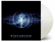 Within Temptation ‎– The Silent Force Lp Vinyl Clear numbered NEW!