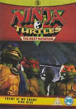 Ninja Turtles - The Next Mutation DVD