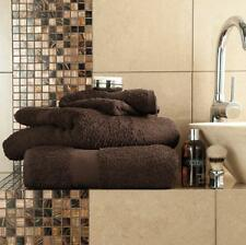 Miami Luxury Towels 700 GSM 100 Egyptian Cotton Extra Softness and Absorbency Bath Towel- 70 X 120 Cms Chocolate