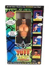 Vintage Electronic Interactive Tuff Talking Wrestlers Action Figure Scott Steine