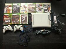 Microsoft Xbox 360 Pro 120Gb Console w/28 Games