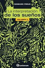 La Interpretacion de Los Suenos: La Interpretacion de Los Suenos. Vol II by...