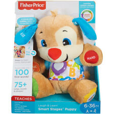 Fisher Price Laugh & Learn Perrito etapas Inteligente Nuevo