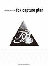 fox capture plan Piano Score Japan Jazz Rock Solo Arrange Music Book New