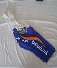 NWT NEW AGU Cycling Jersey Bib RARE!  Vintage Rabobank Make offer!