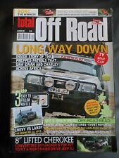 Total Off Road # December 2007 - Cherokee - Land rover - Patrol