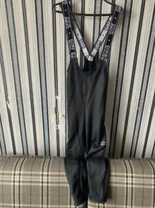 Gore Bike Wear Windstopper  Cycling Pants leggings size L Men black
