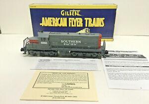 S Gauge American Flyer Southern Pacific GP-20 Diesel Locomotive