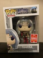 Funko Pop! Heavy Metal Taarna (Bloody) 407 (Summer Convention)