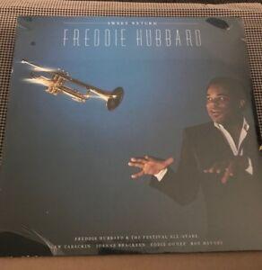 Freddie Hubbard - Sweet Return, 1983, New and Sealed Vinyl LP.