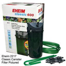 Eheim Classic 2217 plus 600 filtre d'alimentation externe + Media