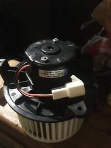 Parts Master 75859 New Blower Motor With Wheel