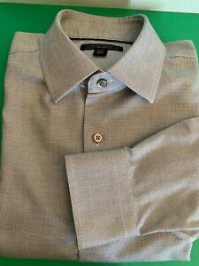 Banana Republic Men's Dress Shirt 15-151/2 SZM - Slim Fit - Non Iron