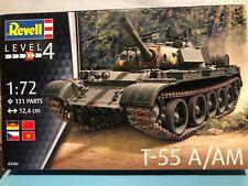 Revell LEVEL 4 1/72 03304 T55 A/AM, Read Description