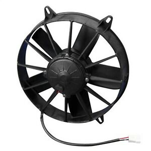 Holley Performance 30102040 SPAL Electric Fan