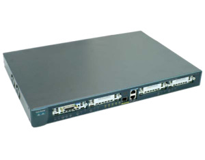 CISCO1760-VPN/K9-A 1700 Series Modular Access 10/100 Ethernet Router