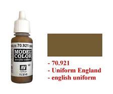Vallejo Color - English uniform 141