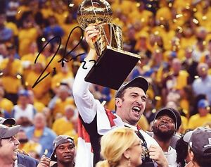"""~~ ZAZA PACHULIA Authentic Hand-Signed """"Golden State Warriors"""" 8x10 Photo ~~"""