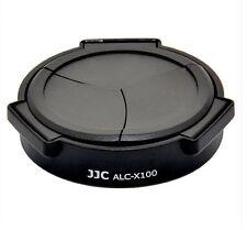 REGNO Unito negozio! cameraplus ® alc-x100 Copriobiettivo automatico per Fujifilm x100/x100s (Nero)