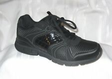 "Woman's SAFETRAX ""JESSIE"" Black Slip-resistant Work Shoes Size 7 M NWOB"