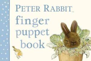 Peter Rabbit Finger Puppet Book (PR Baby books) by Potter, Beatrix Board book