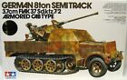 TAMIYA 35144 - GERMAN 8ton SEMITRACK 3.7cm FLAK 37 Sd.kfz.7/2 1/35 - NUOVO