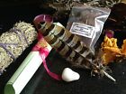 Hex & negativity removal kit~wicca~witchcraft~ PAGAN Protection Herbs