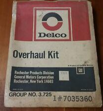 OMC Stern Drive Carburetor Overhaul Kit NOS 979659  PB 1