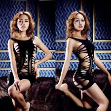 Sexy Lingerie Fishnet Body stockings Dress Underwear Babydoll Sleepwear NY1109B