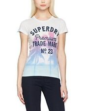 Superdry Grey T-Shirt Tops & Shirts for Women
