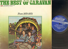 The Best of CARAVAN from 1970-1974 LP LONDON Collector Series 1978 USA