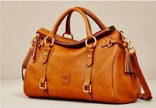 Neuf ! Superbe sac à mains cuir couleur naturelle Dooney & Bourke.