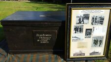 More details for royal navy militaria ww2 rear admiral f a buckley d day commodore landing craft