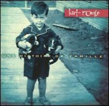 Hart-Rouge, Hart Rou - Une Histoire de Famille [New CD]