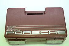 PORSCHE 911 F modello 930 cura VALIGIA ORIGINALE pieno buone condizioni rarità