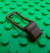 *NEW* Lego Brown Satchet Bag Indiana Jones Adventure Minifigures Figs x 1 piece