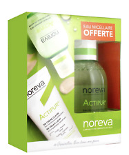 Noreva Actipur Tinted Bb Cream Light 30ml +Purifying Micellar Cleansing Water