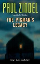 The Pigman's Legacy by Zindel, Paul, Good Book