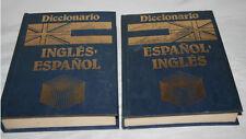 DICCIONARIO INGLES ESPAÑOL ESPAÑOL INGLES EDITORIAL RAMOS 1983 COLECCION ORACULO