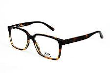 Oakley Damen Herren Brillenfassung  OX1128-02 52mm Confession braun 81 T 41