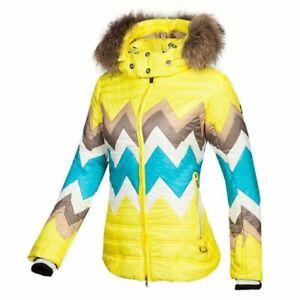BOGNER women sky jacket Nara D with Swarovski