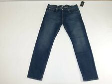 7 For All Mankind Men's Slimmy Slim Straight Jeans Size 40 x 34 NWT Chaplin Wash