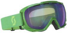 Scott US Fix Goggle GREEN/LENS ILLUMINATOR 50 NWT.